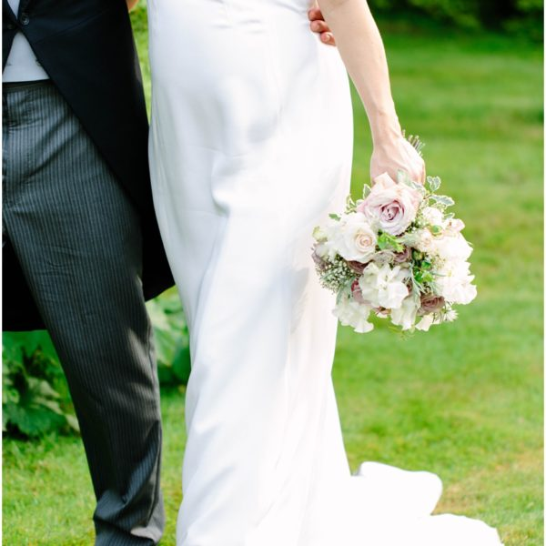 Bex & Max's Beautiful Guilford Garden Wedding