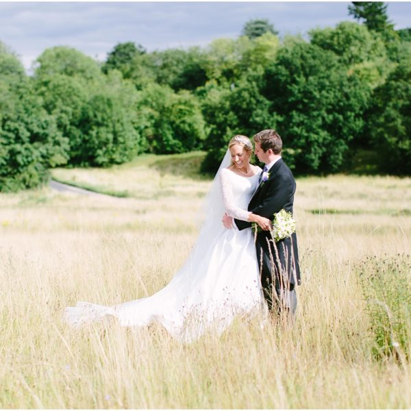 Sarah & Andrew's Gorgeous Garden Wedding