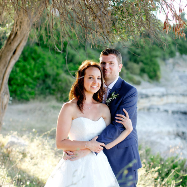 Donna & Rob's Incredible Destination Wedding in Paxos, Greece